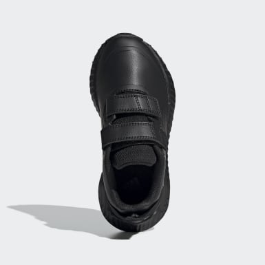 Kids Lifestyle Black FortaGym CF Shoes