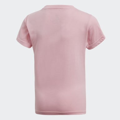 T-shirt Trefoil Rosa Ragazza Originals