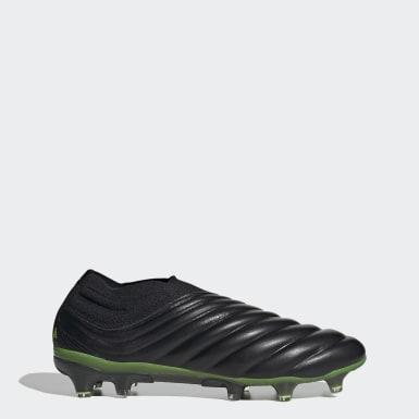 Voetbal zwart Copa 20+ Firm Ground Voetbalschoenen