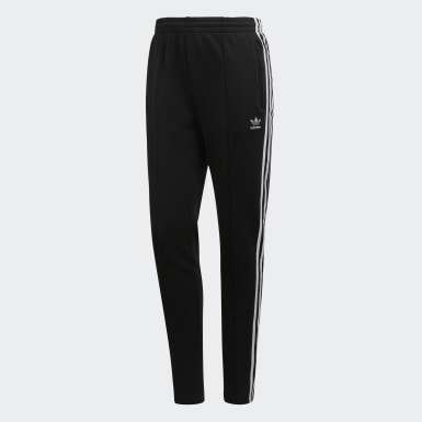 Pants SST Track Negro Mujer Originals