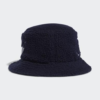 Originals Blue Sherpa Bucket Hat