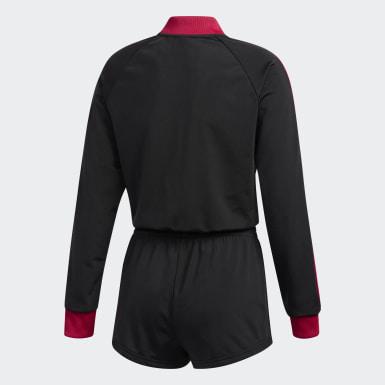 Women Originals Black LEOFLAGE Jumpsuit