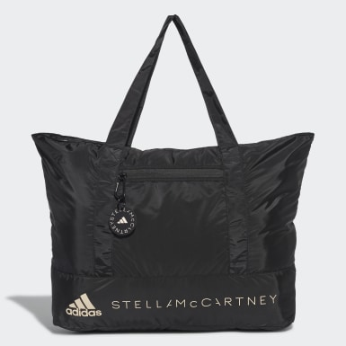 Dames adidas by Stella McCartney Zwart adidas by Stella McCartney Grote Schoudertas