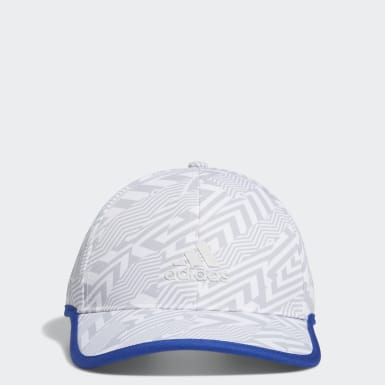 Men Golf White Sports Cap