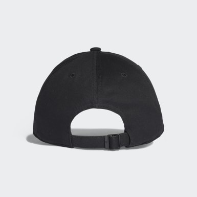 Classic Six-Panel Caps Svart