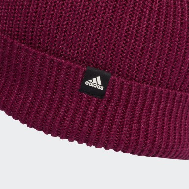 Бордовый Шапка adidas Z.N.E.