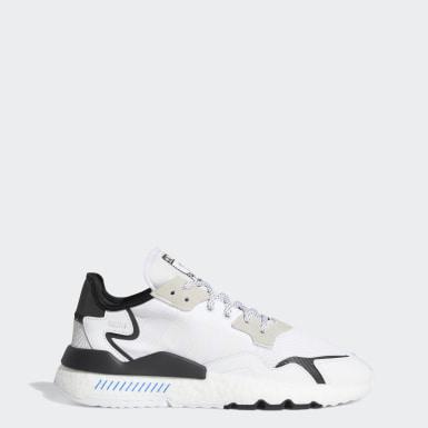 Sapatos StarWars Nite Jogger Branco Mulher Originals