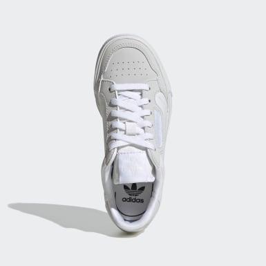 Tenis Continental Vulc (UNISEX) Blanco Niño Originals