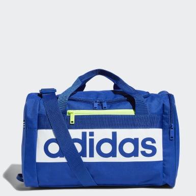 Training Blue Court Lite Duffel Bag