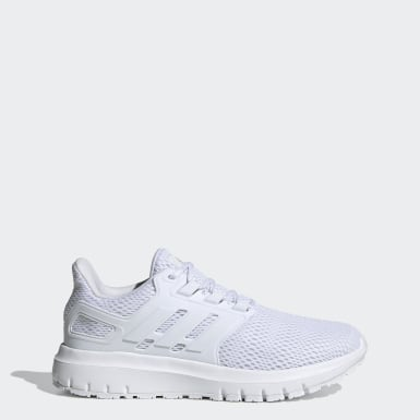 Women Running White Ultimashow Shoes