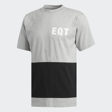 Men Originals Grey EQT Graphic Tee