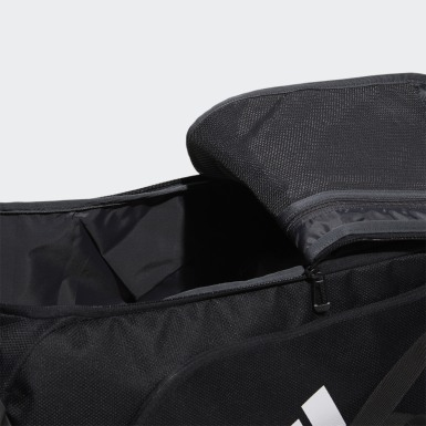 Training Black Duffel Bag 50L