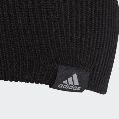 Training Black Performance Beanie