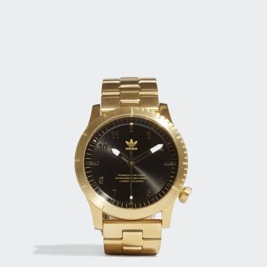 Originals Goud CYPHER_M1 Horloge