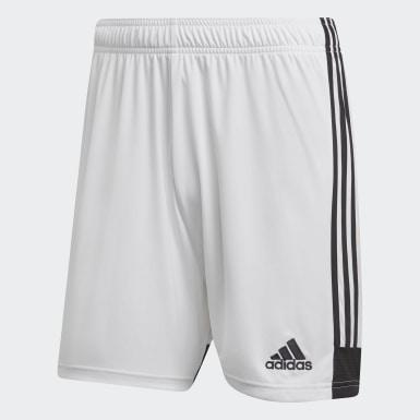 Pantalón corto Tastigo 19 Blanco Hombre Fútbol