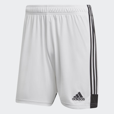 Men Football White Tastigo 19 Shorts