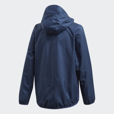 Youth Essentials Blue Must Haves Windbreaker