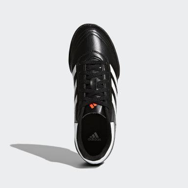 Chaussure Goletto 6 Turf noir Enfants Soccer
