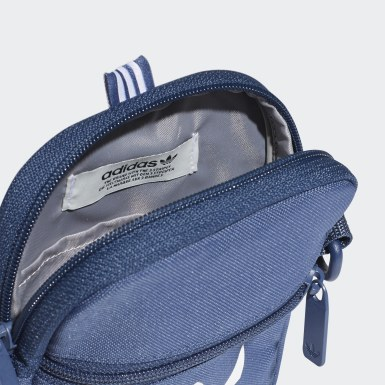 Originals Blue Trefoil Festival Bag