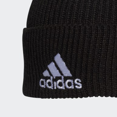 Training Black Tiro Beanie