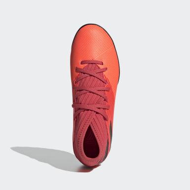оранжевый Футбольные бутсы Nemeziz 19.3 TF