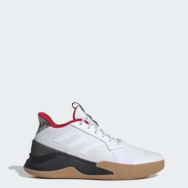 Men Basketball White RunTheGame Shoes