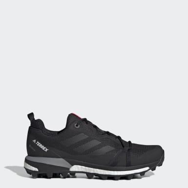 Sapatos de Caminhada Skychaser LT GORE-TEX TERREX Cinzento Mulher TERREX