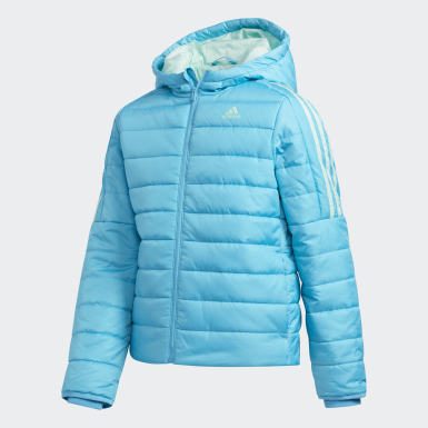 Girls Training Classic Puffer Jacket