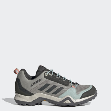 Zapatillas de Senderismo Terrex AX3 Gris Mujer adidas TERREX