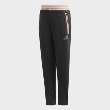 Pants Comfi Gris Niña Training