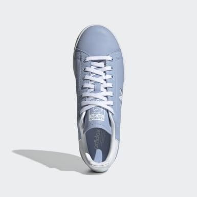 Tênis Stan Smith Azul Mulher Originals