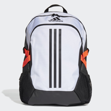 Lifestyle White Power 5 ID Backpack 30 L