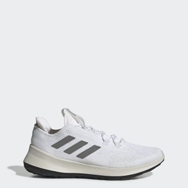 Women Running White Sensebounce + ACE Shoes