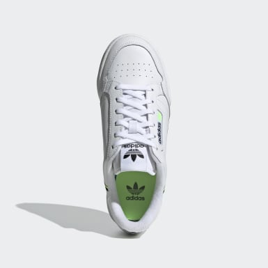 Chaussure Continental 80 blanc Adolescents Originals