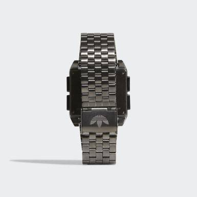Originals grijs ARCHIVE_M1 Horloge