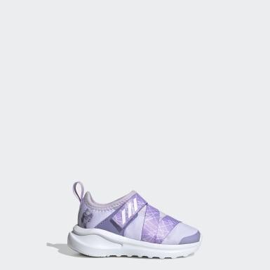 Infants วิ่ง สีม่วง รองเท้า Frozen FortaRun X