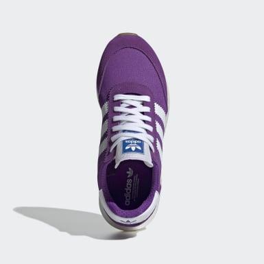Tenis I-5923 Violeta Mujer Originals