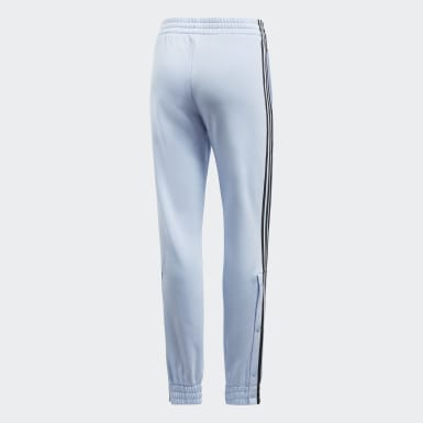 Pants Cuffed Azul Mujer Originals