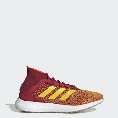 Soccer Burgundy Predator 19.1 ADV Shoes