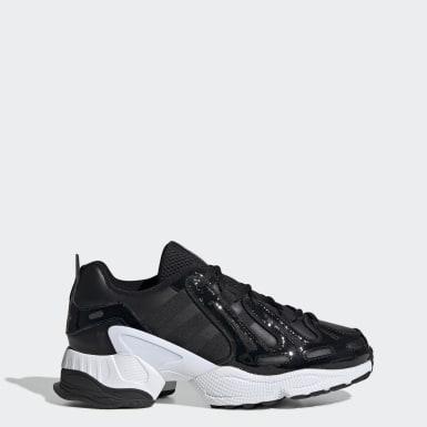 Kvinder Originals Sort EQT Gazelle sko