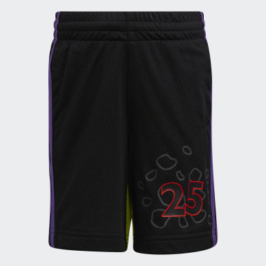 Children Basketball Black You've Got a Friend in Me Shorts
