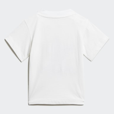 Kids Originals White Sushi Tee