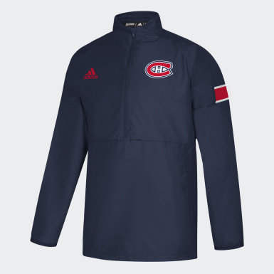 Men Hockey Not Defined CANADIENS GAME MODE 1/4 ZIP