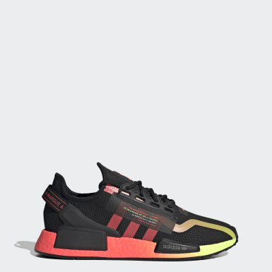 Men Originals Black NMD_R1 V2 Shoes