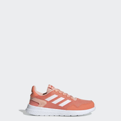 Kids 4-8 Years Running Orange Archivo Shoes