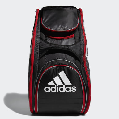Training Black Tour Tennis Racquet Bag