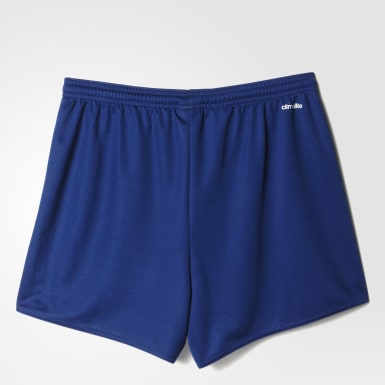 Dames Voetbal Blauw Parma 16 Short