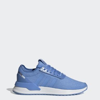Zapatillas U_Path X Azul Mujer Originals
