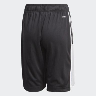 Boys Training Black Bold AEROREADY Shorts
