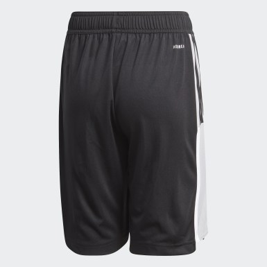 Short Bold AEROREADY noir Adolescents Entraînement